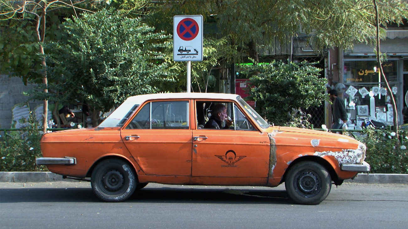 Paykan - Iran's Arrow