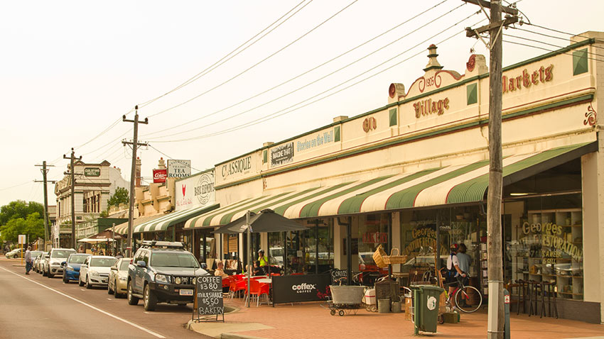 Guildford near Perth, Western Australia. Photo by Gnangarra