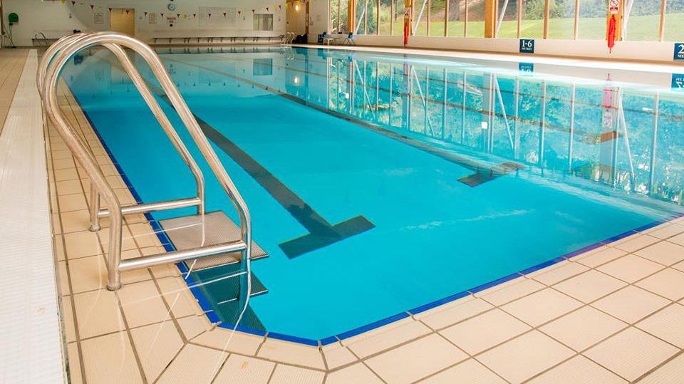 Mill Hill School swimming pool