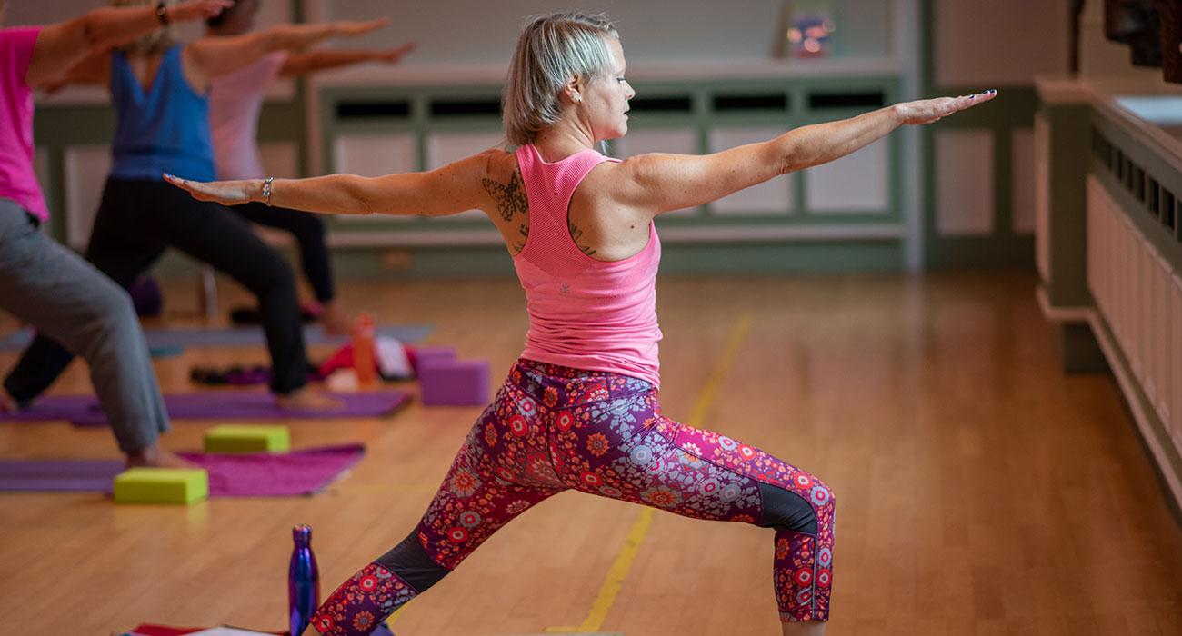 Yoga with Amanda Mackenzie