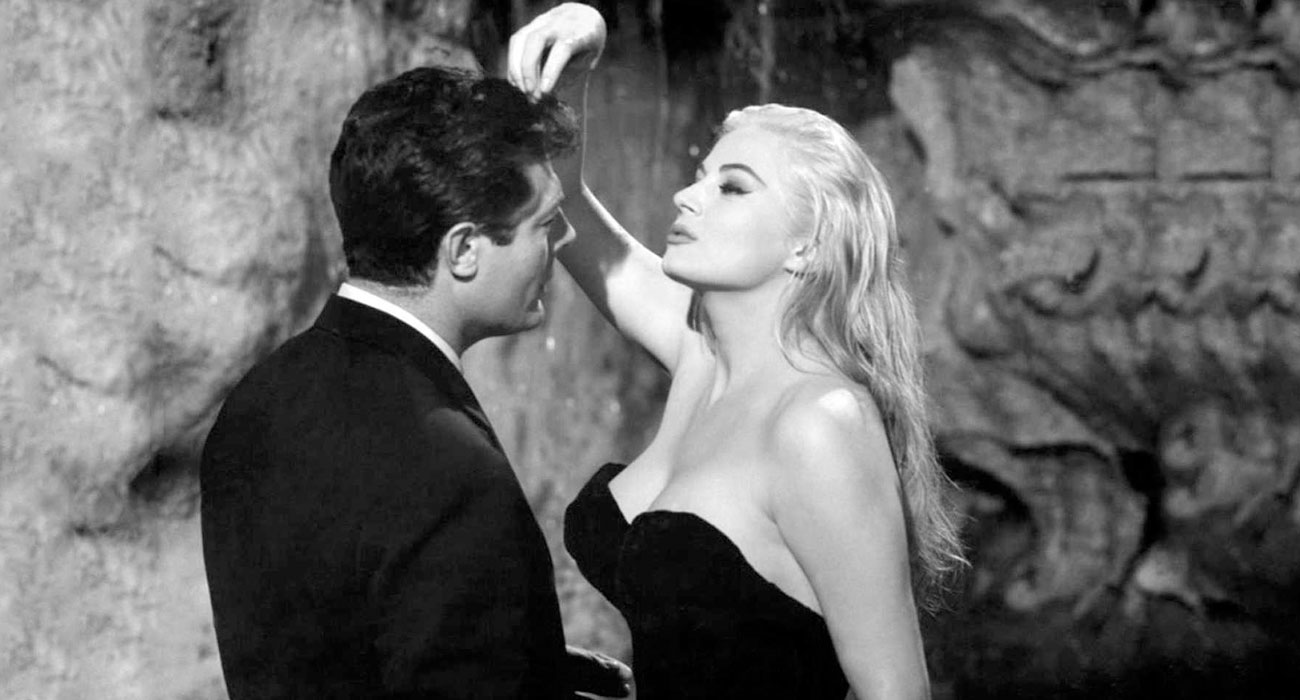 Still from la Dolce Vita
