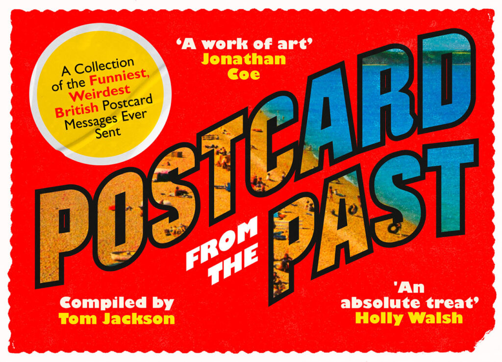Postcard from the Past book cover
